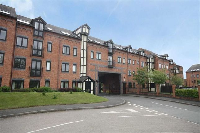 Thumbnail Flat to rent in The Moorings, Leamington Spa