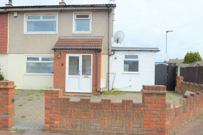 Semi-detached house for sale in Leys Avenue, Dagenham