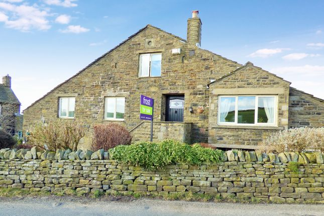 Thumbnail Detached house for sale in Extwistle Road, Worsthorne, Burnley
