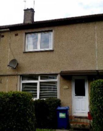 Thumbnail Terraced house to rent in Woodside Drive, Penicuik, Midlothian