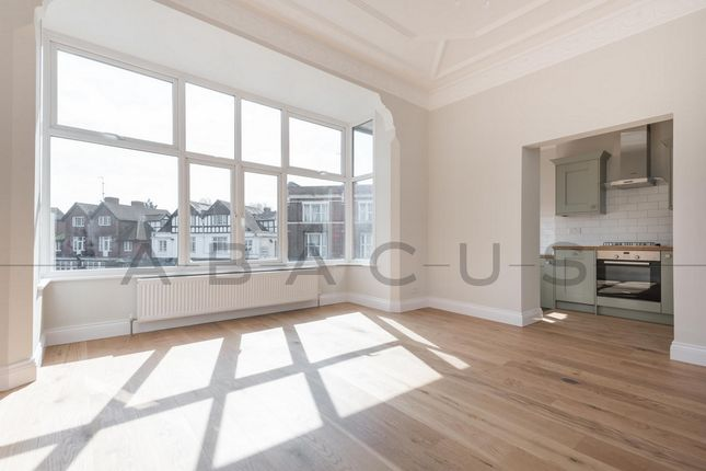 Thumbnail Flat for sale in Harcourt House, High Road, Willesden Green