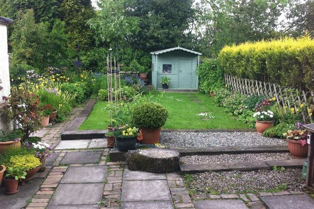 Thumbnail Terraced house for sale in Drummonds Close, Longhorsley, Morpeth