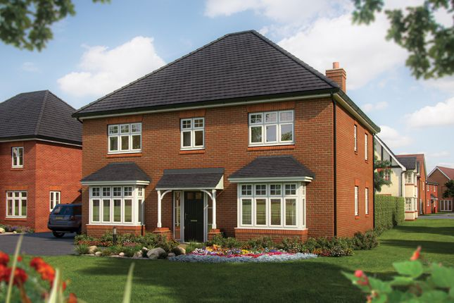 "5 bed detached house for sale in ""The Lime"" at Stonebow Road, Drakes Broughton, Pershore WR10"