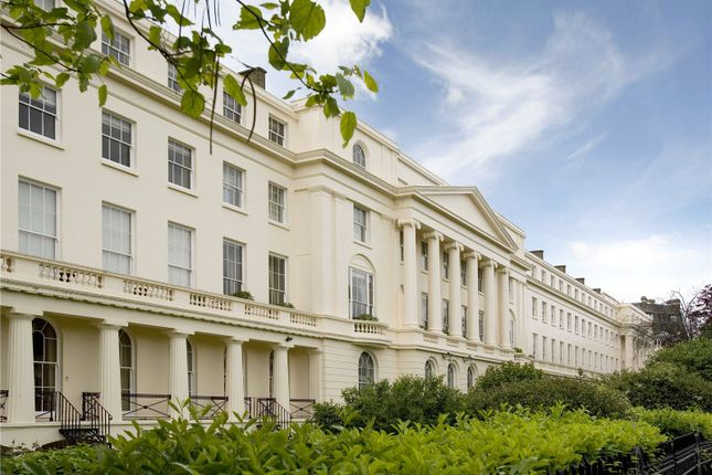 Thumbnail Flat for sale in York Terrace West, Regent's Park, London