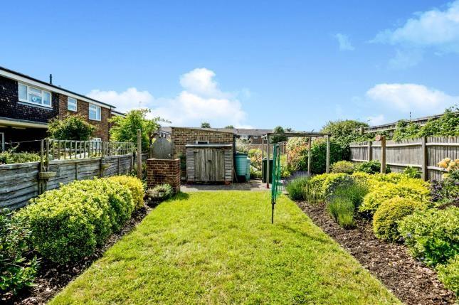 Garden of Shamrock Close, Chichester, West Sussex PO19