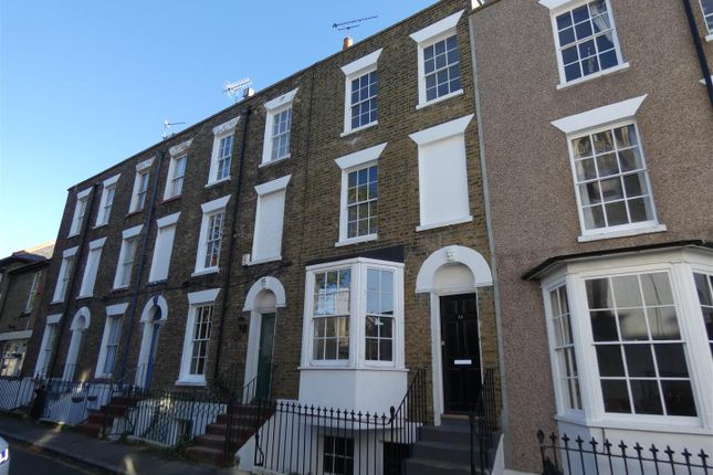Thumbnail Terraced house to rent in Church Road, Ramsgate