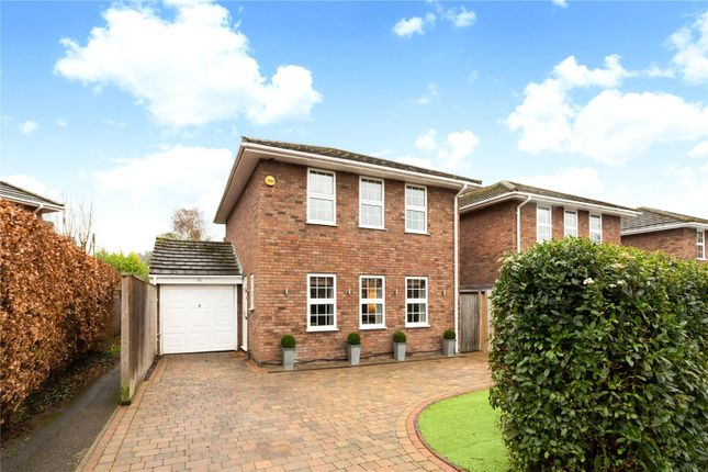 Thumbnail Detached house for sale in Millside, Bourne End, Buckinghamshire