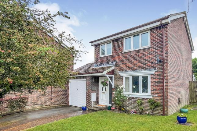 3 bed detached house for sale in Pauls Way, Dorchester DT2