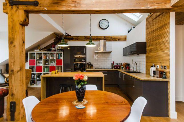 Thumbnail Flat to rent in Fawe Street, Poplar