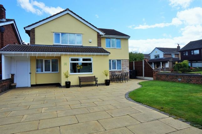 Thumbnail Detached house for sale in Arklow Drive, Liverpool