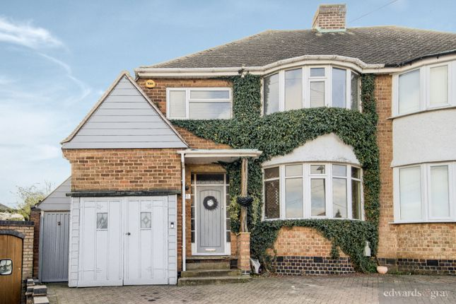 Thumbnail Semi-detached house for sale in High Brink Road, Coleshill