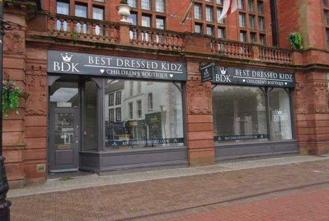 Thumbnail Retail premises to let in English Street, 2-4, Carlisle