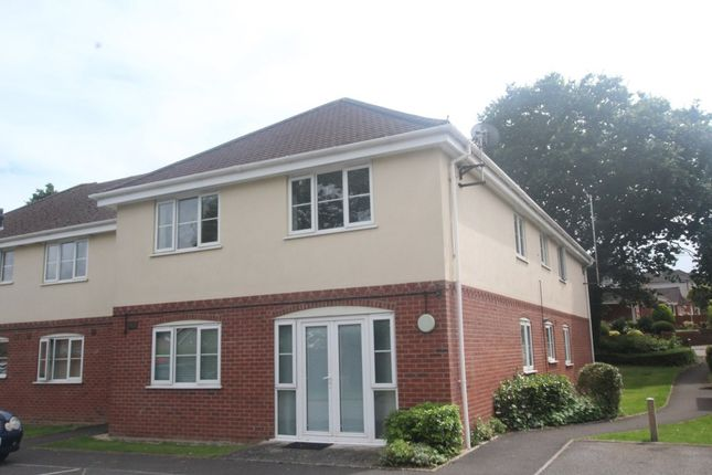 Thumbnail Flat to rent in Gracie Court, Wimborne Road, Northbourne, Bournemouth