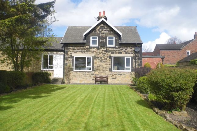 Thumbnail Cottage to rent in Nedderton Village, Bedlington