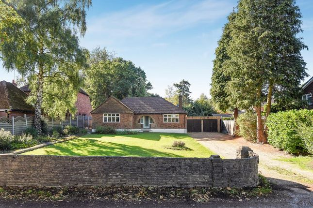 Thumbnail Detached house to rent in Kiln Ride Extension, Finchampstead