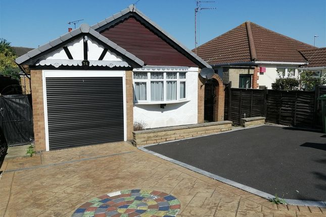Thumbnail Bungalow to rent in Colby Drive, Thurmaston, Leicester
