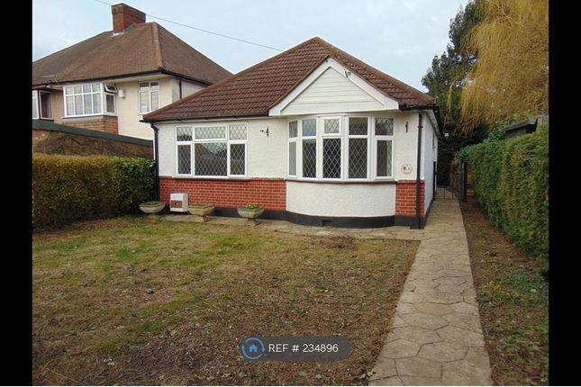 Thumbnail Bungalow to rent in Glenwood Way, Croydon