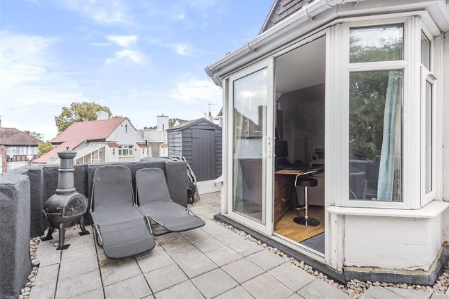 Roof Terrace of Stonegate Court, Buck Lane, London NW9