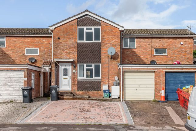 Thumbnail Terraced house to rent in Woodland Rise, Lydney