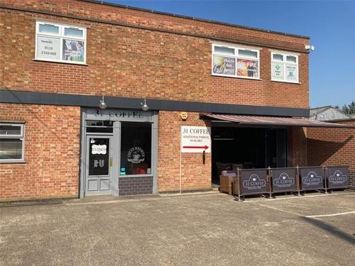 Thumbnail Retail premises for sale in Saffron Road, Wigston