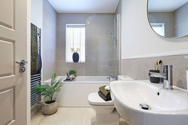 Bathroom of Colemansmoor Road, Woodley, Reading RG5