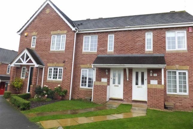 Thumbnail Terraced house to rent in Pinkers Mead, Emersons Green, Bristol