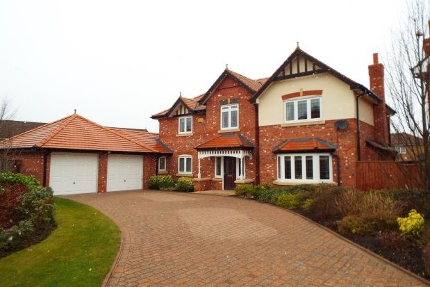 Thumbnail Property to rent in Hendon Close, Wilmslow