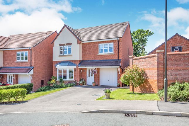 Thumbnail Detached house for sale in Bower Close, Ashbourne
