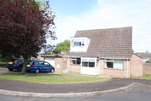 Thumbnail Detached house for sale in Risedale Close, Wembdon, Bridgwater
