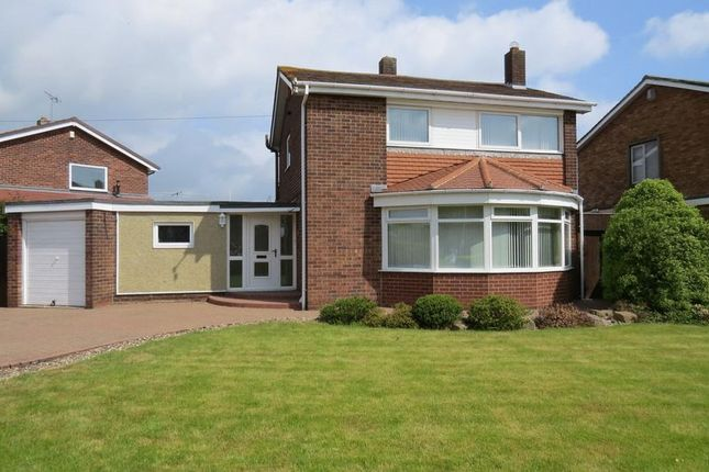 Thumbnail Detached house for sale in Wansbeck Avenue, Choppington
