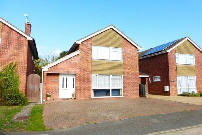 Thumbnail Detached house for sale in Hawlmark End, Marks Tey, Colchester