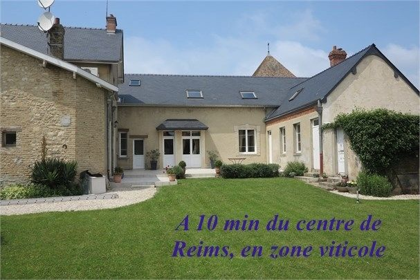 Thumbnail Property for sale in Champagne-Ardenne, Marne, Gueux
