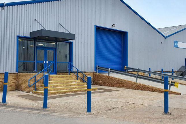 Thumbnail Warehouse to let in Unit 300 Fareham Reach Business Park, Fareham Road, Gosport, Hampshire
