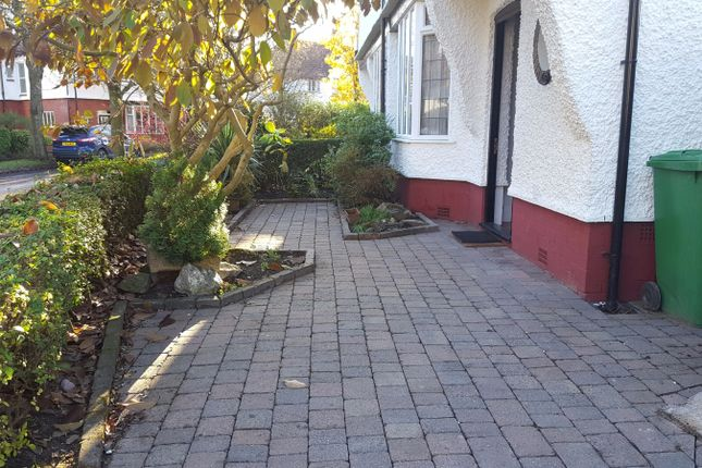 Thumbnail Semi-detached house for sale in South Drive, Chorltonville, Manchester