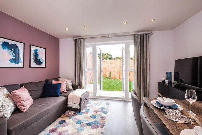 "4 bed end terrace house for sale in ""Kingsville"" at Barrow Walk, Birmingham B5"