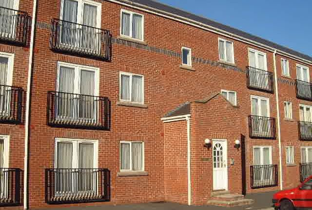 Thumbnail Flat to rent in Drewry Court, Uttoxeter New Road, Derby