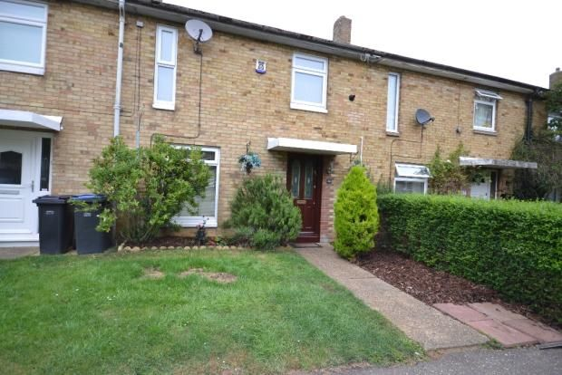 Thumbnail Terraced house for sale in Hollyfield, Harlow