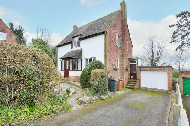 Thumbnail Detached house for sale in Wolversdene Road, Andover