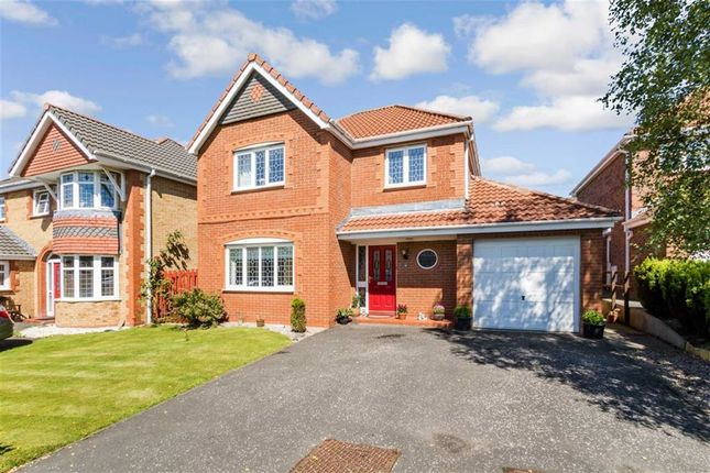 Detached house for sale in 4, Bruce Gardens, Dunfermline, Fife