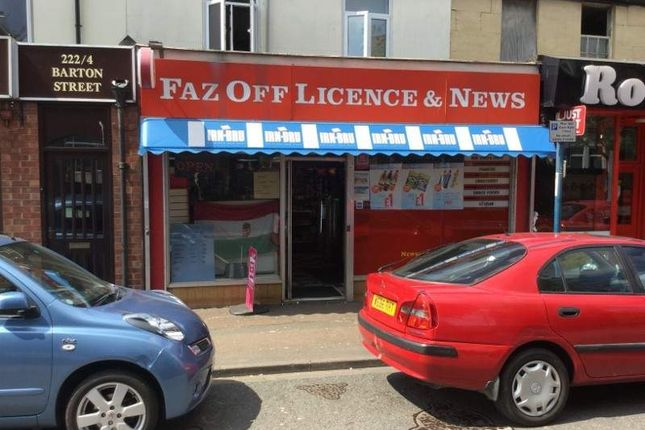 Retail premises for sale in 220 Barton St, Gloucester