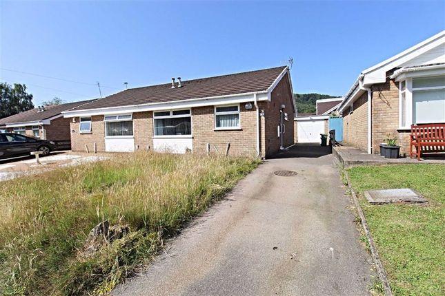 2 bed semi-detached bungalow to rent in Rhiw Ddar, Taffs Well, Cardiff CF15