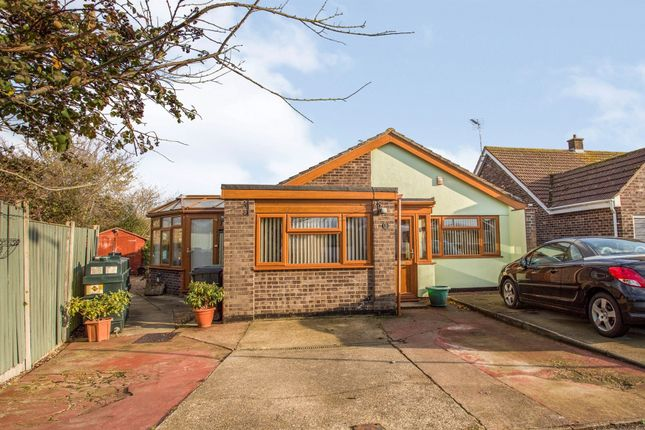 Thumbnail Detached bungalow for sale in Hamilton Way, Ditchingham, Bungay