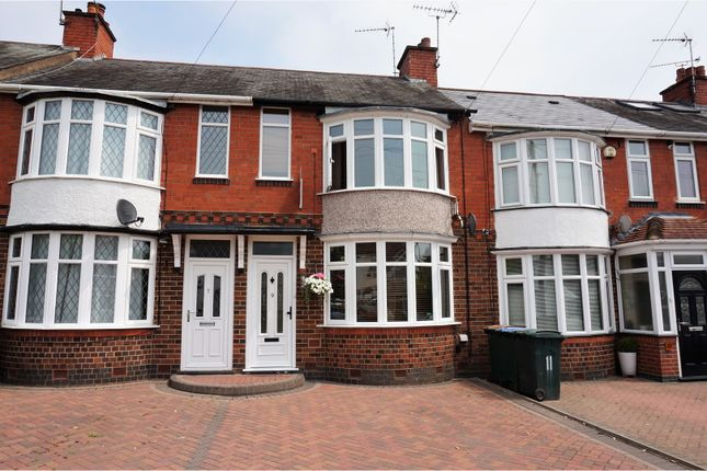 Thumbnail Terraced house for sale in Anchorway Road, Coventry