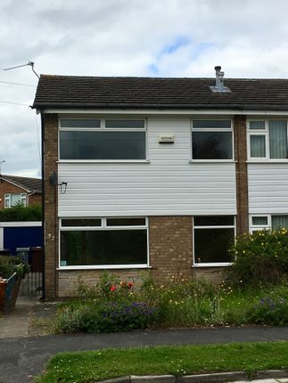 Thumbnail Semi-detached house to rent in Cranberry Lane, Alsager, Stoke-On-Trent