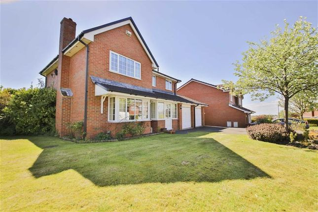 Thumbnail Detached house for sale in Charnwood Close, Blackburn