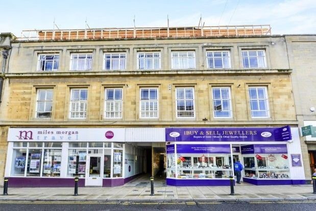 Thumbnail Flat to rent in The Borough Arcade, High Street, Yeovil