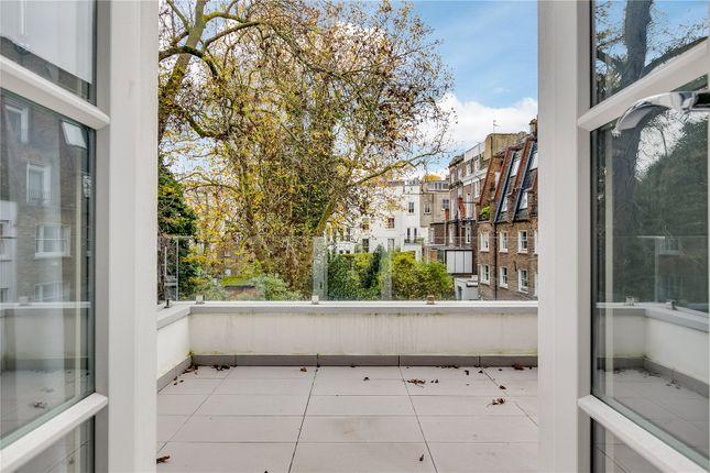Terrace of Chepstow Road, London W2