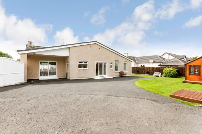 Thumbnail Bungalow for sale in Kirk Road, Wishaw, North Lanarkshire, United Kingdom