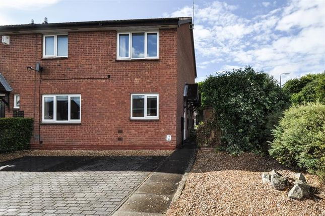 Thumbnail Mews house for sale in Tidbury Close, Walkwood, Redditch