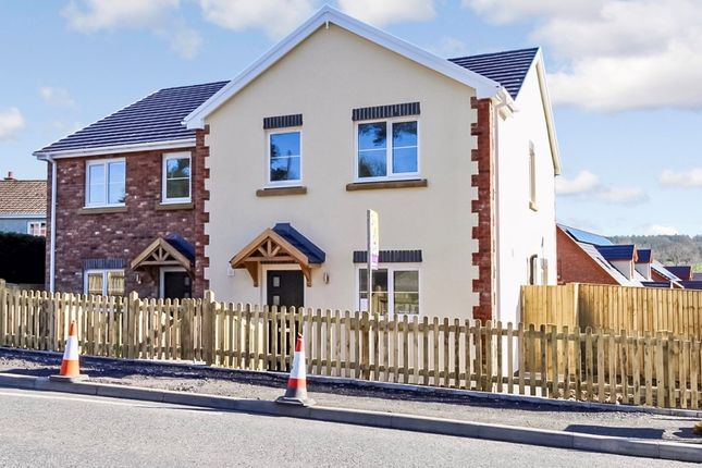Thumbnail Semi-detached house for sale in Cae Coch, Drefach, Llanelli